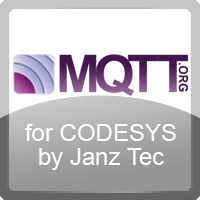 Janz Tec MQTT library for CODESYS SL